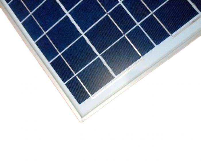 Polycrystalline solar panel 20Wp BLD20-36P-big