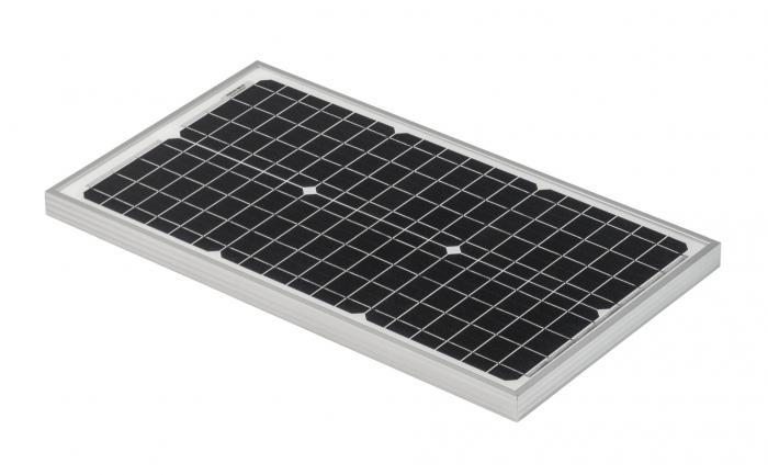 Monocrystalline solar panel 30Wp BLD30-36M-big