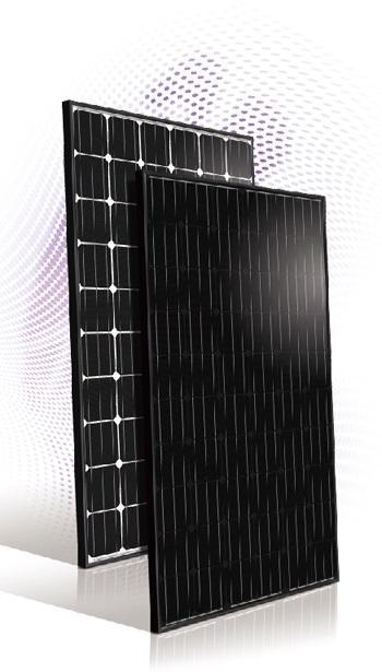 Monocrystalline Solar Panel BenQ Green Triplex PM060M02 275W-big