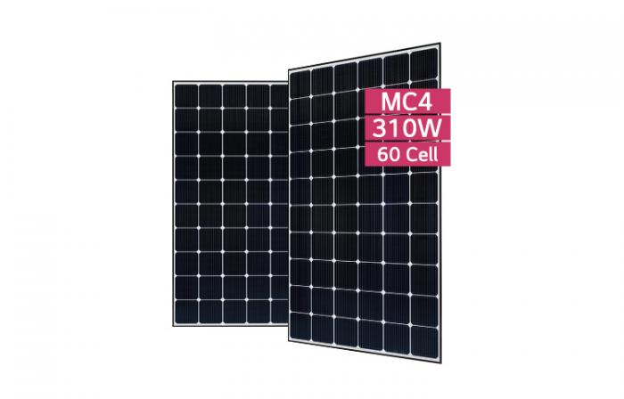 Monocrystalline Solar Panel LG NeON2 LG310N1C-G4 NeON 2 310Wp-big