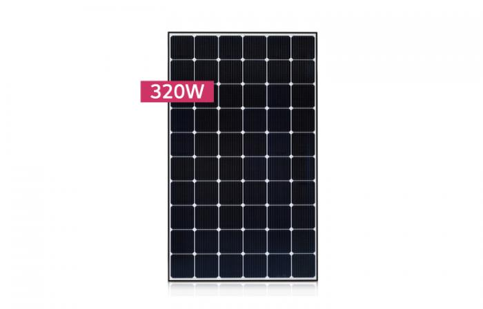 Monocrystalline Solar Panel LG NeON2 LG320N1C-G4 NeON 2 320Wp-big