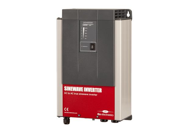 Professional Inverter TBS POWERSINE 1600-12 Pur Sinus DC/AC-big