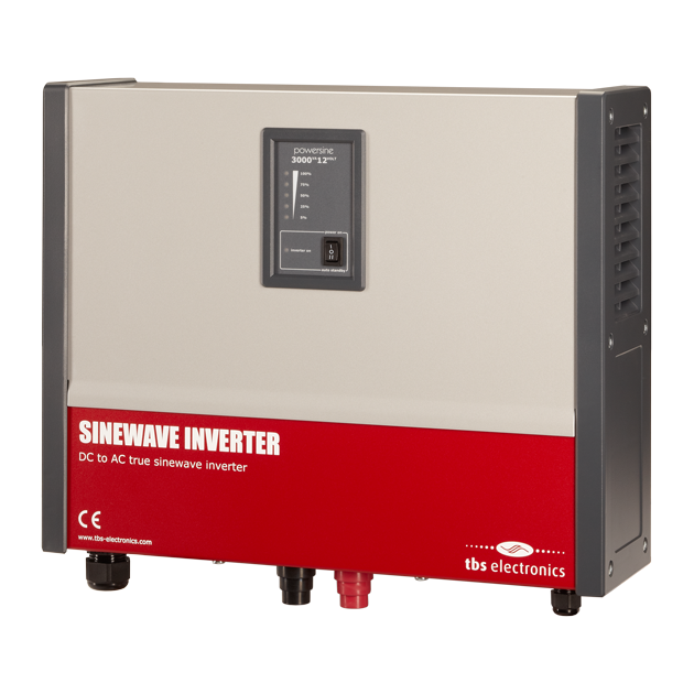 Professional Inverter TBS POWERSINE 2500-24 Pur Sinus DC/AC-big