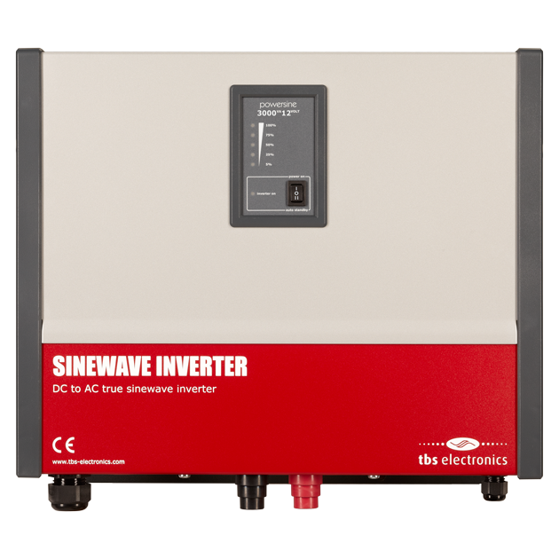 Professional Inverter TBS POWERSINE 3500-24 Pur Sinus DC/AC-big