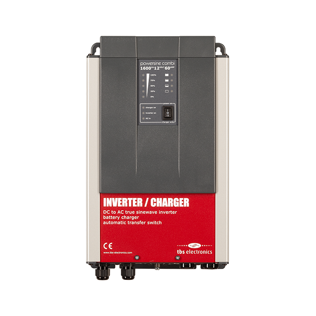 Professional Inverter/Redressor TBS COMBI POWERSINE PSC1600-12-60 Pur Sinus-big