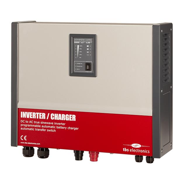 Professional Inverter/Redressor TBS COMBI POWERSINE PSC3500-24-70 Pur Sinus-big