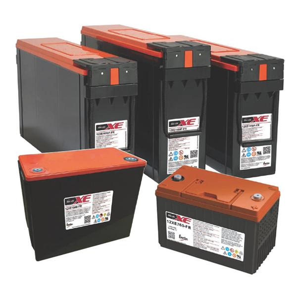 VRLA Battery DataSafe HE 12V 124 Ah 12XE1040-FR-big