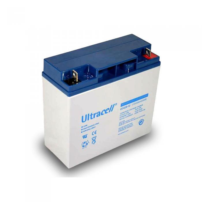VRLA Battery ULTRACELL 12 V 20 Ah UCG20-12-big