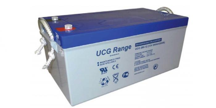 VRLA Battery ULTRACELL 12 V 250 Ah UCG250-12-big