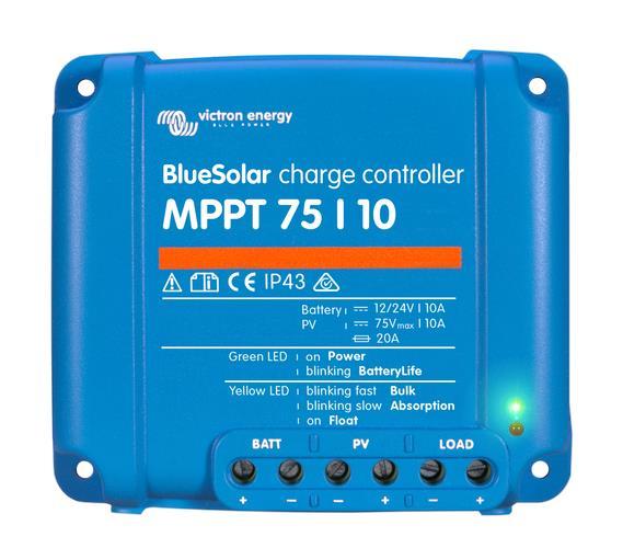 Victron Energy BlueSolar MPPT 75/10-big
