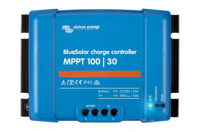 Victron Energy BlueSolar MPPT 100/30-big