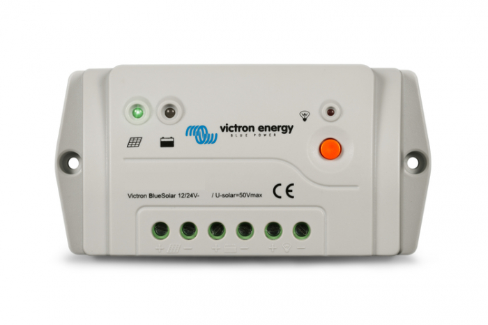 Victron Energy BlueSolar PWM Pro Charge Controller 12/24V 5A-big