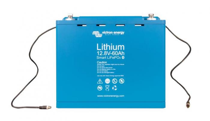 Victron Energy LiFePO4 Battery 12.8V 60Ah Smart-big