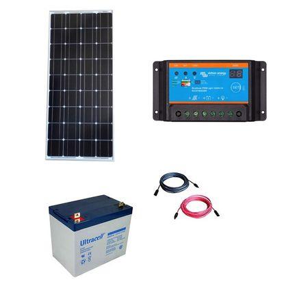 100W Photovoltaic Kit-big