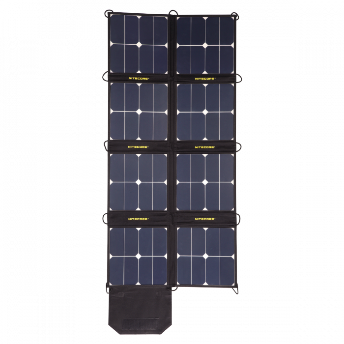 100W Foldable Solar Panel Charger-big