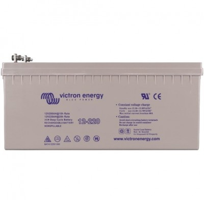 Victron Energy 12V 220Ah Gel Deep Cycle Battery-big