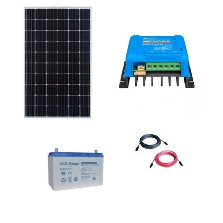 300W Photovoltaic Kit-big