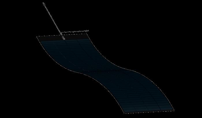 320Wp Flexible photovoltaic panel MiaSole FLEX Series-big