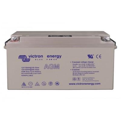 Victron Energy AGM Deep Cycle Battery 6V 240Ah-big