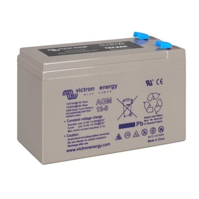 Victron Energy AGM Deep Cycle Battery 12V 8Ah-big