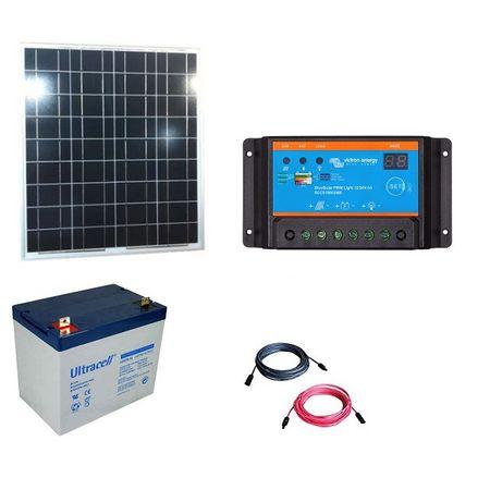 50W Photovoltaic Kit-big