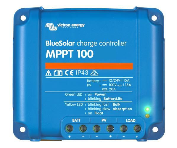 Victron Energy BlueSolar MPPT 100/20-big