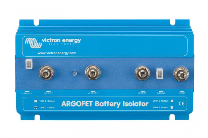 Argofet 200-2 Two batteries 200A-big