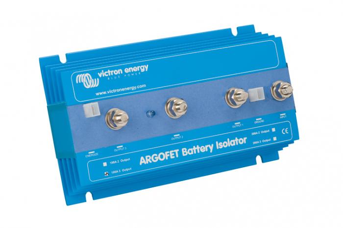 Argofet 200-3 Three batteries 200A-big