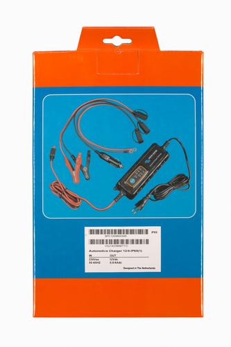 Automotive IP65 Charger 12V/4A-12V/1A-big