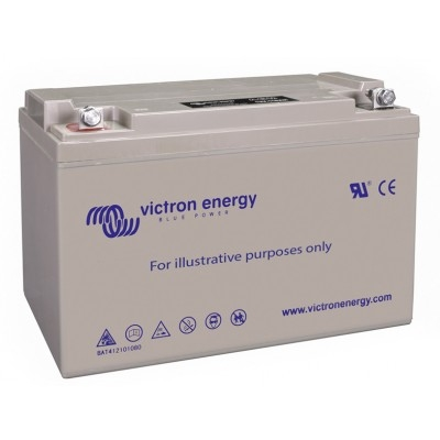 Victron Energy AGM Deep Cycle Battery 12V 66Ah-big