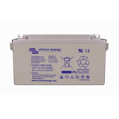 Victron Energy 12V 90Ah Gel Deep Cycle Battery-big