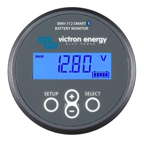 Battery Monitor BMV-712 BLACK Smart-big