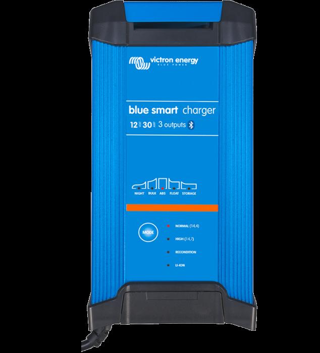 Blue Smart IP22 Charger 24/16(3) 120V NEMA 5-15-big