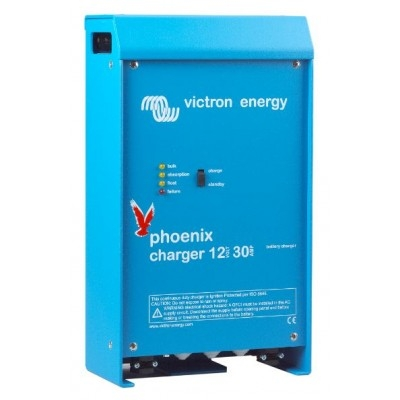 Victron Energy Phoenix Charger 12/30 (2+1)-big