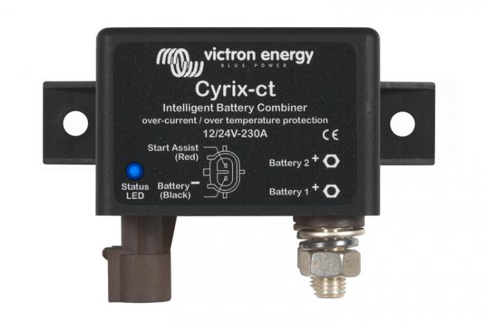 Cyrix-ct 12/24V-230A intelligent battery combiner-big