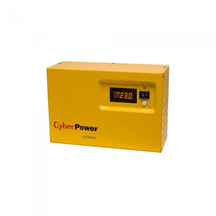 Emergency Power System CyberPower CPS600E 600VA 420W-big