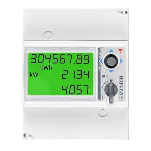 Energy Meter EM24 - 3 phase - max 65A/phase-big