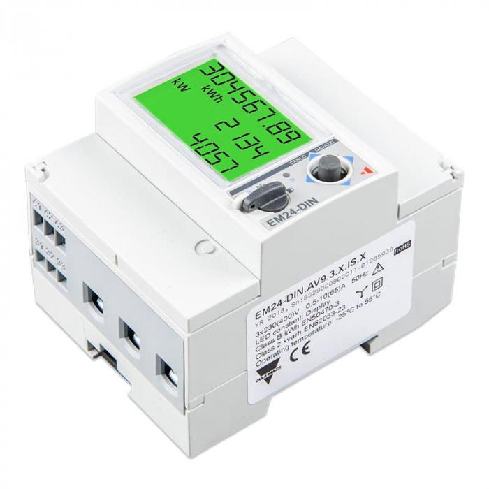 Energy Meter EM24 - 3 phase - max 65A/phase Ethernet-big