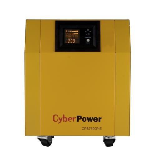 UPS/Emergency Power System CyberPower CPS7500PIE-big