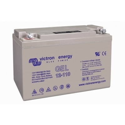 Victron Energy 12V/110Ah Gel Deep Cycle Battery-big