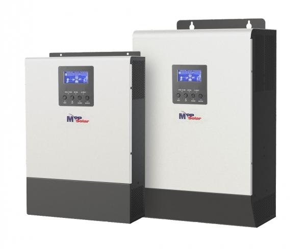 Inverter/charger MPP SOLAR Pur Sinus PIP4024HSP 24V 4000W-big