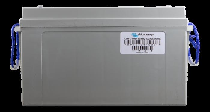 Lead Carbon Battery 12V/106Ah (M8)-big