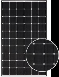 Monocrystalline Solar Panel LG NeON 2 LG355N1C-N5 355Wp-big