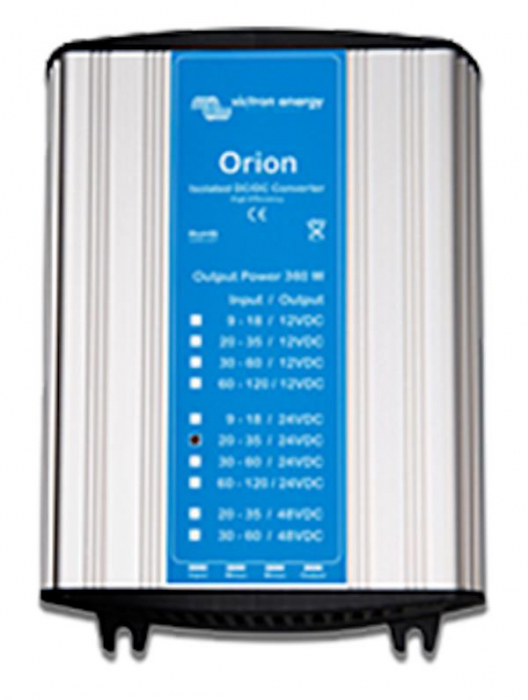 Orion 110/12-30A (360W) Isolated DC-DC converter-big