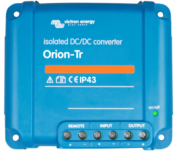 Orion-Tr 12/12-30A (360W) Isolated DC-DC converter-big
