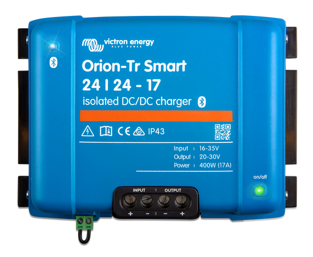 Orion-Tr Smart 24/24-17A (400W) Non-isolated DC-DC charger-big