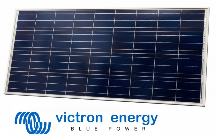 Victron Energy 30W 12V Poly Solar Panel 410x670x25mm-big