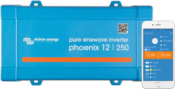 Phoenix Inverter 12/250 230V VE.Direct IEC-big