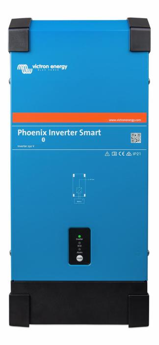 Phoenix Inverter 12/3000 230V Smart-big