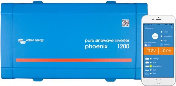 Phoenix Inverter 48/1200 230V VE.Direct SCHUKO-big